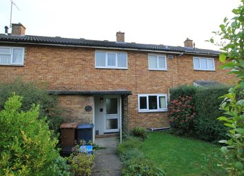 Thumbnail 2 bed terraced house for sale in Broadwater Crescent, Stevenage