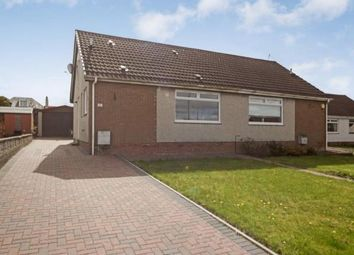 Thumbnail 2 bed semi-detached house for sale in Chestnut Grove, Larkhall, South Lanarkshire