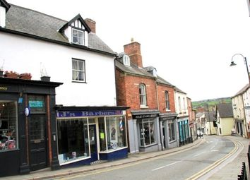 Thumbnail 1 bed flat to rent in Clwyd Mews, Clwyd Street, Ruthin