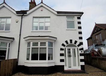 Thumbnail 3 bedroom property to rent in Taylors Avenue, Cleethorpes