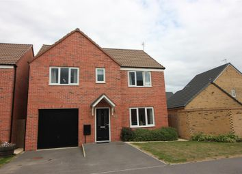 Thumbnail 5 bed detached house for sale in Newlands, Retford