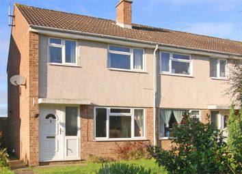 Thumbnail 3 bed end terrace house to rent in Wymans Brook, Cheltenham, Gloucestershire