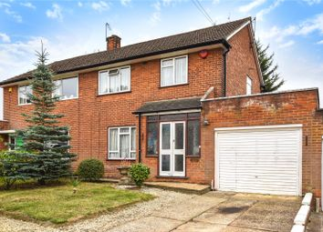 Thumbnail 3 bed semi-detached house for sale in Honister Close, Stanmore, Middlesex
