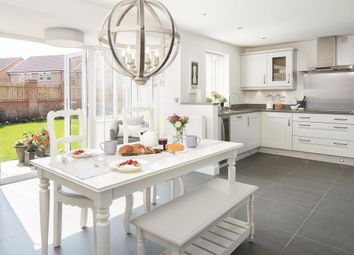 """Thumbnail 4 bedroom detached house for sale in """"Simonstone"""" at Mitton Road, Whalley, Clitheroe"""