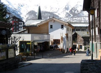 Thumbnail 5 bed cottage for sale in Saas Fee, Tradiontonal 5 Bedroom Chalet, Valais, Switzerland