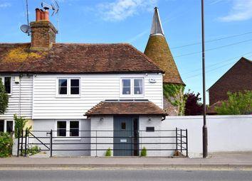Thumbnail 3 bed cottage for sale in Wheeler Street, Headcorn, Ashford, Kent
