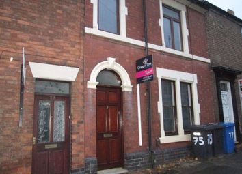 Thumbnail 4 bedroom property to rent in Uttoxeter Old Road, Derby