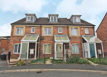Thumbnail 4 bed terraced house for sale in Barmouth Walk, Oldham, Lancashire