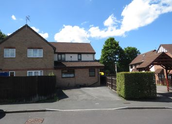 Thumbnail 2 bed end terrace house for sale in Ash Walk, Brentry, Bristol