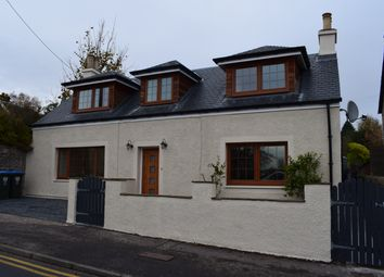 Thumbnail 4 bed detached house for sale in Mansfield Road, Scone, Perth