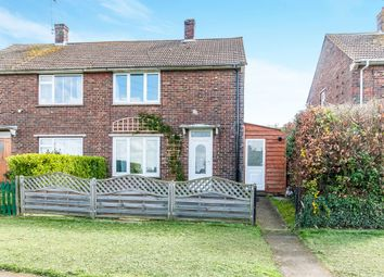 Thumbnail 2 bed semi-detached house for sale in The Ridgeway, Boughton-Under-Blean, Faversham
