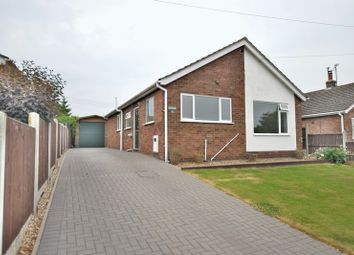 Thumbnail 3 bed detached bungalow for sale in Overton Close, Navenby, Lincoln