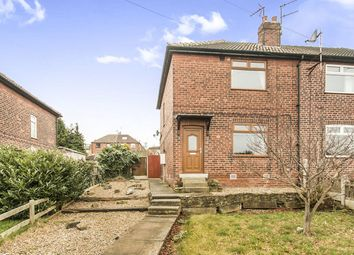 Thumbnail 2 bed semi-detached house for sale in William Street, Churwell, Morley, Leeds