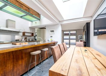Thumbnail 3 bed mews house for sale in Ansleigh Place, London