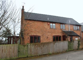 Thumbnail 3 bedroom barn conversion to rent in Main Street, Milton, Derby