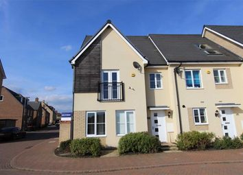 Thumbnail 4 bed end terrace house for sale in Osprey Drive, Leighton Buzzard