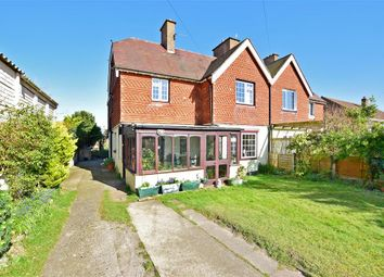 Thumbnail 4 bed semi-detached house for sale in Forstal Road, Canterbury, Kent