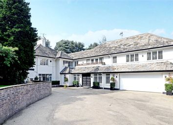 Thumbnail 5 bedroom detached house for sale in Heybridge Lane, Prestbury, Macclesfield, Cheshire