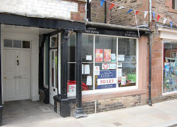 Thumbnail Retail premises to let in Boroughgate, Appleby