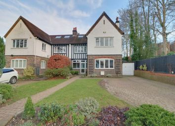 Thumbnail 5 bedroom semi-detached house for sale in Higher Drive, Purley