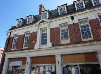 Thumbnail 1 bedroom flat to rent in Ambrose Place, Broadwater, Worthing
