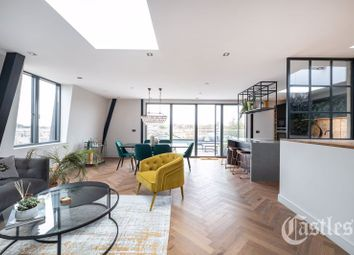 Thumbnail 2 bed flat for sale in Duplex Penthouse, Eden House
