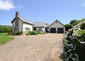 Thumbnail 3 bed detached house for sale in Cross Lanes, Launcells, Bude, Cornwall