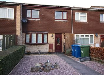 Thumbnail 3 bed town house for sale in 18 Broadsmeath, Tamworth, Staffordshire