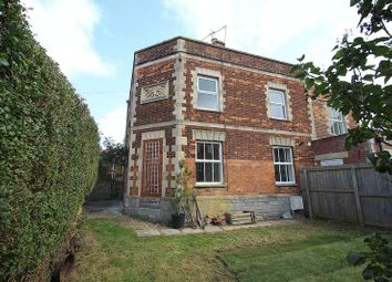Thumbnail 2 bed end terrace house for sale in Albert Buildings, Glastonbury