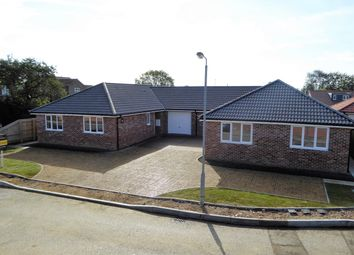 Thumbnail 3 bed link-detached house for sale in Orchard Way, Southery, Downham Market