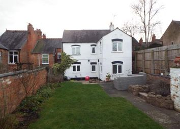 Thumbnail 3 bed end terrace house for sale in North Street, Rothley, Leicester, Leicestershire