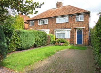 Thumbnail 3 bed semi-detached house for sale in St Denys Road, Evington Village, Leicester
