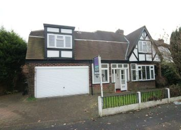 Thumbnail 4 bed detached house for sale in Cumberland Road, Sale