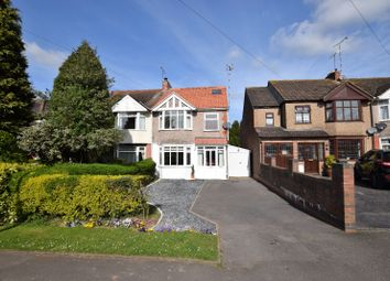 Thumbnail 4 bed semi-detached house for sale in Browns Lane, Allesley, Coventry