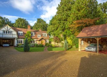 Thumbnail 6 bed detached house to rent in Dartnell Avenue, West Byfleet