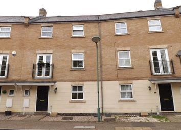 Thumbnail 4 bedroom town house to rent in Kingsmead, Milton Keynes