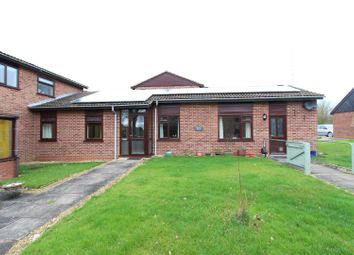 Thumbnail 2 bedroom semi-detached bungalow for sale in Spinney Drive, Botcheston, Leicester