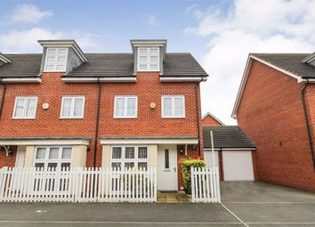 Thumbnail 4 bedroom end terrace house for sale in Bantry Road, Slough, Berkshire