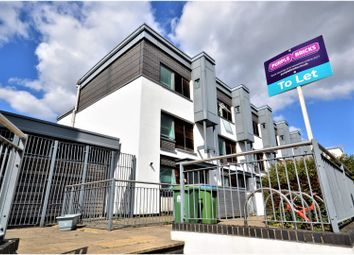 Thumbnail 3 bed town house to rent in Paget Street, Southampton