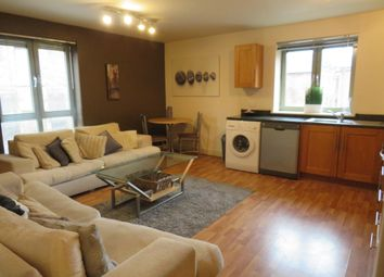 Thumbnail 2 bed flat to rent in Brook Street, Derby