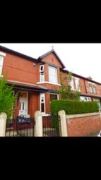 Thumbnail 3 bed property for sale in Cromwell Grove, Levenshulme, Manchester