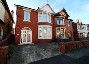 Thumbnail 4 bedroom semi-detached house for sale in Lincoln Road, Blackpool, Lancashire