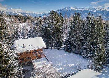 Thumbnail 6 bed property for sale in Chalet Christiana, Crans Montana, Valais, Switzerland