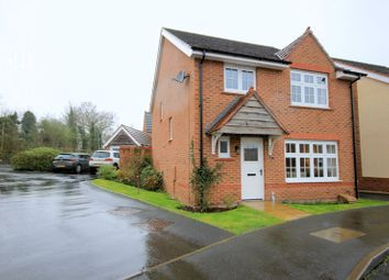 Thumbnail 4 bed detached house for sale in Campion Grove, Stafford