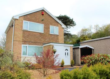Thumbnail 3 bed detached house for sale in Cae'r Efail, Bwlchgwyn, Wrexham