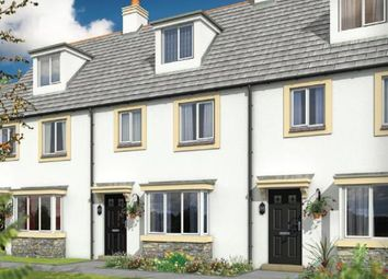 Thumbnail 3 bed terraced house for sale in Dunmere Road, Bodmin