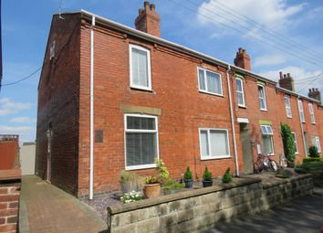 Thumbnail 3 bed end terrace house for sale in Pitts Road, Washingborough, Lincoln