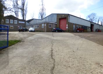 Thumbnail Warehouse for sale in Bourne Road, Essendine