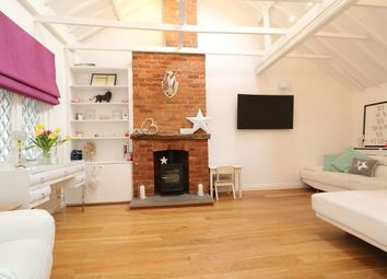 Thumbnail 3 bed semi-detached house for sale in Wellesley Cottage, Trumpsgreen Road, Virginia Water, Surrey