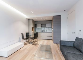 Thumbnail 1 bed flat to rent in The Arthouse, York Way, King's Cross